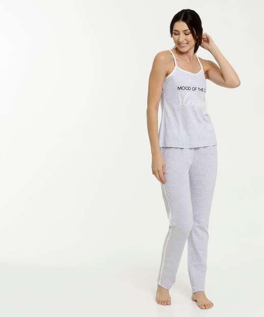 Image_Pijama Feminino Estampa Frontal Alças Finas Marisa