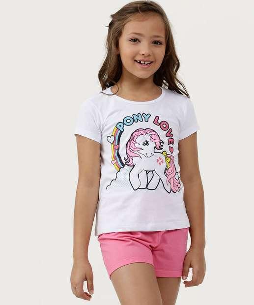 Image_Pijama Infantil Estampa My Little Pony Hasbro