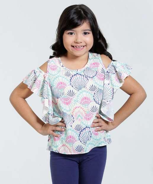 Image_Blusa Infantil Open Shoulder Estampada Marisa