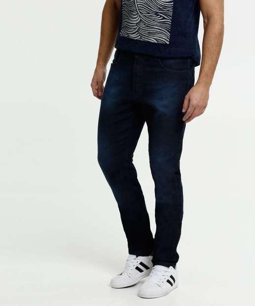 Image_Calça Masculina Jeans Stretch Skinny Razon