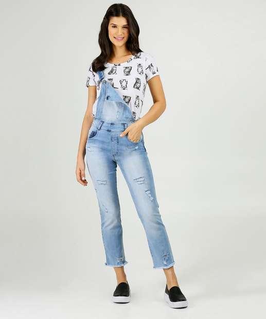 Image_Macacão Feminino Jeans Destroyed Bolsos Biotipo