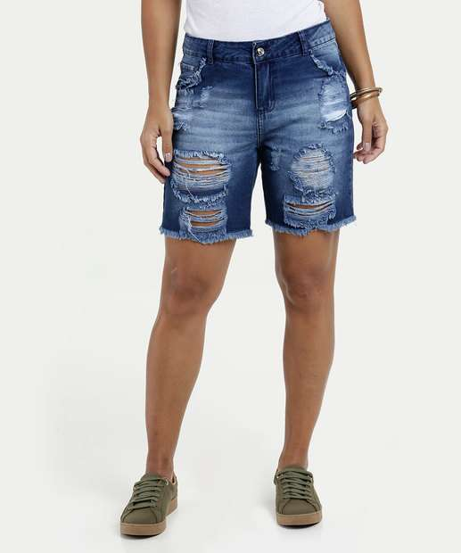 Image_Short Feminino Jeans Destroyed Gups