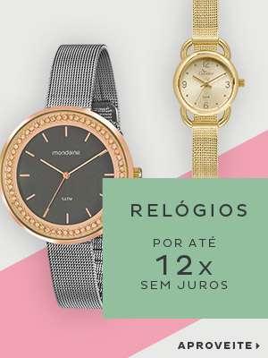 9573e9bfcbd Relógio Feminino