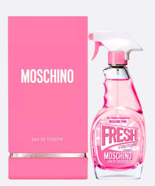 Image_Perfume Feminino Pink Fresh Couture Moschino - Eau de Toilette 50ml