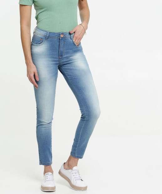 Image_Calça Feminina Cigarrete Zune Jeans