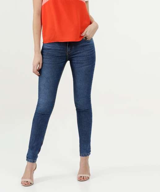 Image_Calça Feminina Skinny Stretch Five Jeans