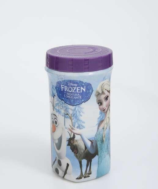 Image_Porta Biscoitos Infantil Estampa Frozen Plasduran 480ml