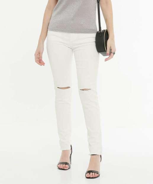 Image_Calça Jeans Destroyed Skinny Feminina Disparate