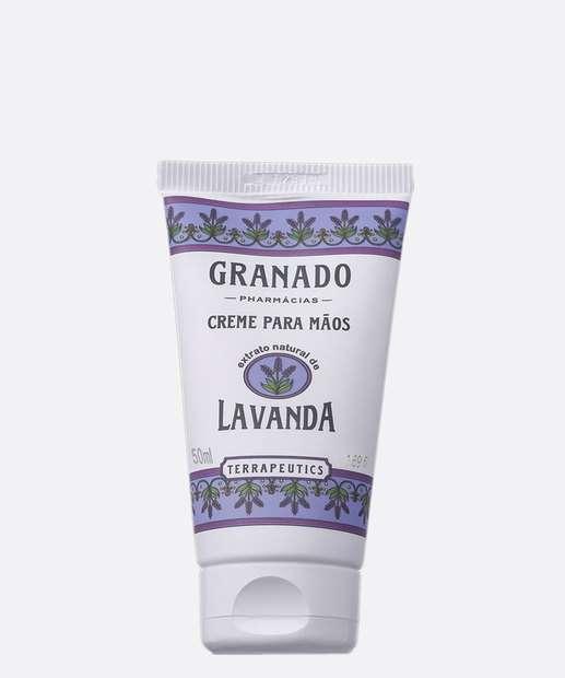 Image_Creme Para Mãos Terrapeutics Lavanda Granado 50ml