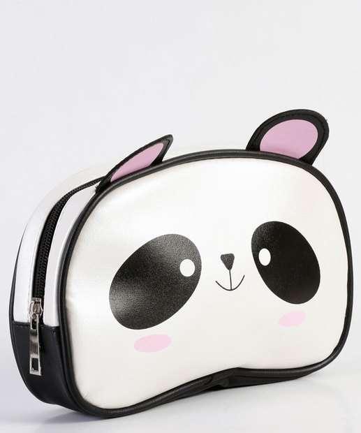 Image_Necessaire Feminina Estampa Panda Marisa