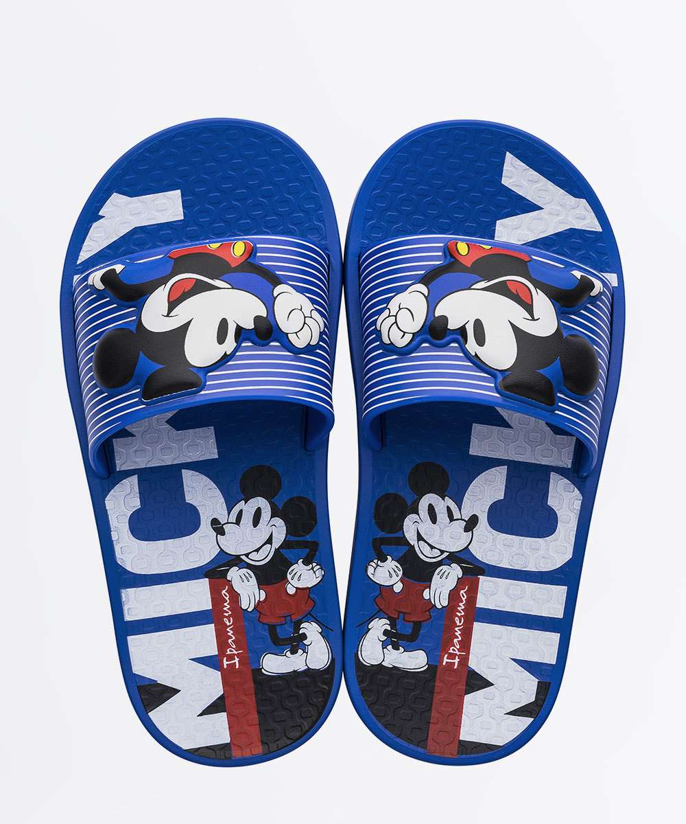 Chinelo Infantil Slide Mickey Disney Ipanema