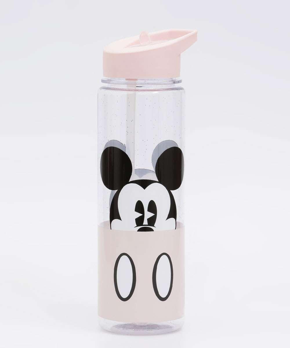 Garrafa Squeeze Feminina Mickey 670ML Disney