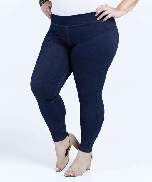 Image_Calça Feminina Jegging Plus Size Costa Rica