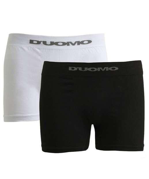 Image_Kit 2 Boxer Masculina Sem Costura D'UOMO