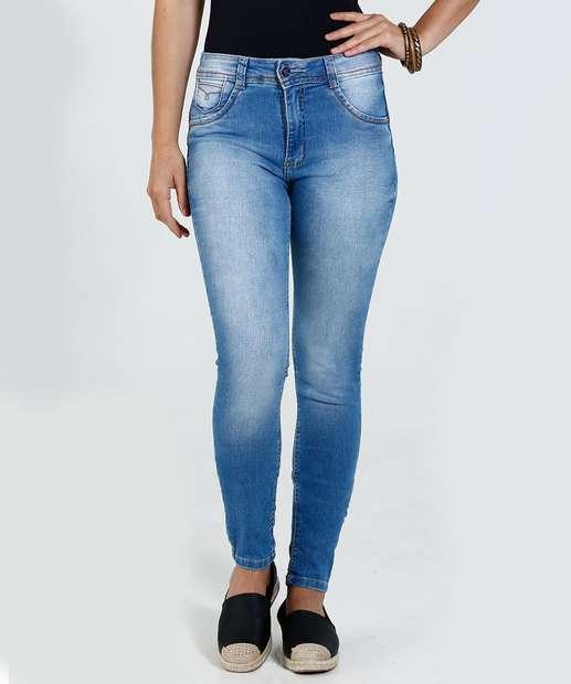 Image_Calça Feminina Skinny Jeans Stretch Biotipo