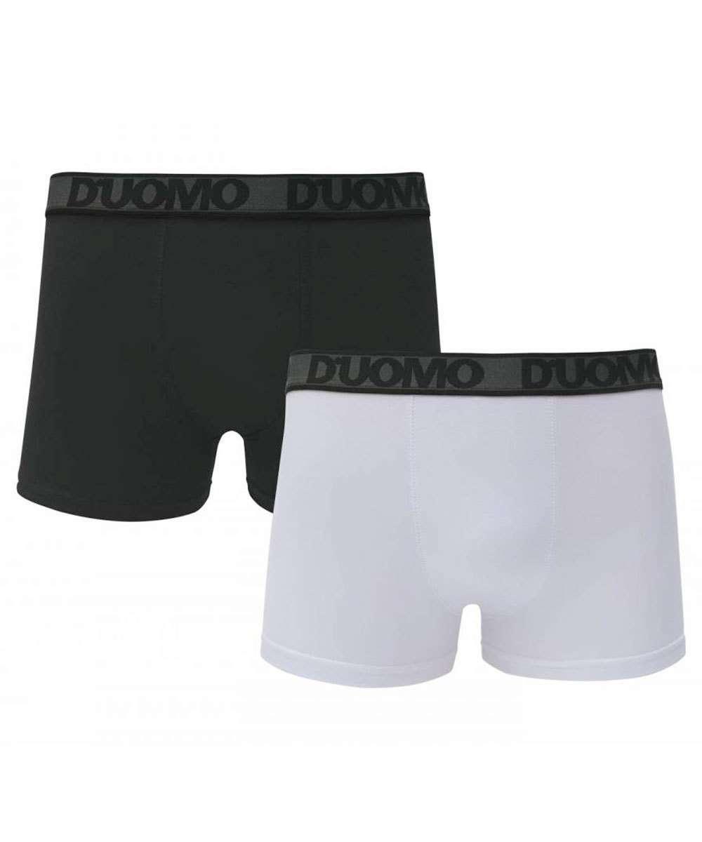 f3c1d20da69516 Kit 2 Cuecas Masculina Boxer Algodão Duomo