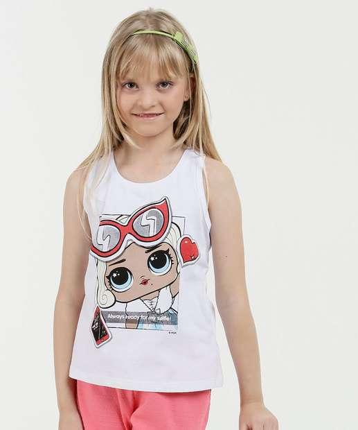 Image_Regata Infantil Estampa Boneca Lol
