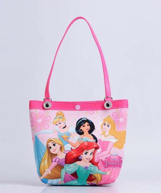 Image_Bolsa Infantil Estampa Princesas Disney