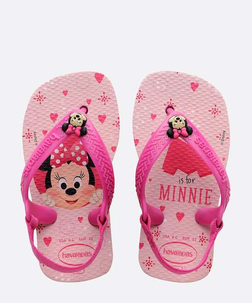Image_Chinelo Havaianas Infantil Baby Estampa Minnie
