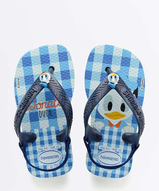 Image_Chinelo Infantil Baby Disney Classics Pato Donald Havaianas 1991