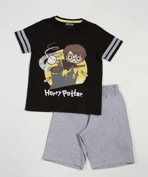 Image_Conjunto Infantil Estampa Harry Potter Warner Bros