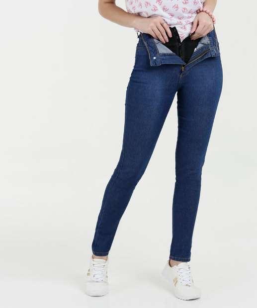 Image_Calça Feminina Jeans Skinny Super Lipo Modeladora Sawary