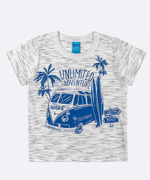 Image_Camiseta Infantil Manga Curta Estampada Tam 1 a 3