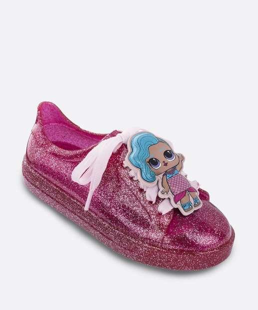 Image_Tênis Infantil Boneca Lol Glitter Grendene Kids