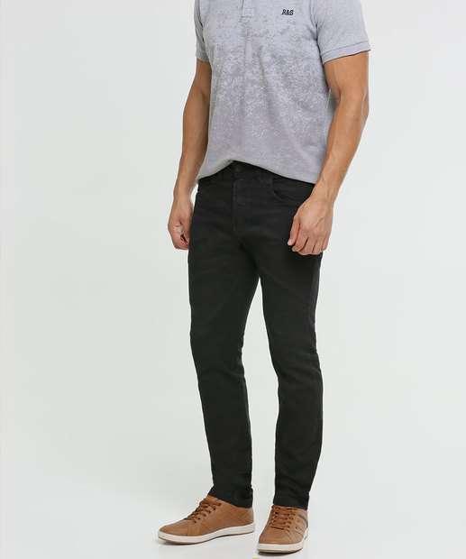 Image_Calça Masculina Sarja Slim Zune Jeans