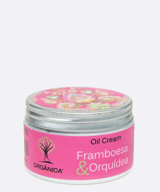 Image_Creme Corporal Framboesa & Orquídea Oil Cream Orgânica 250gr