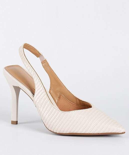 Image_Scarpin Feminino Chanel Textura Vizzano 1303100