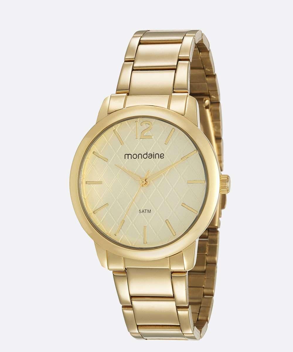 Relógio Feminino Mondaine 53607LPMVDE1