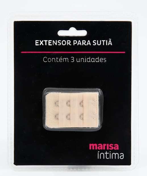 Image_Kit Feminino 3 Extensores de Sutiã Marisa