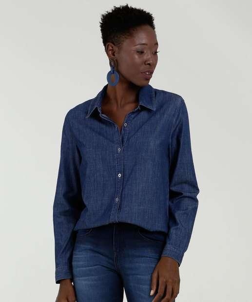 7f07fc126 Camisas Jeans | Promoção de camisas jeans na Marisa