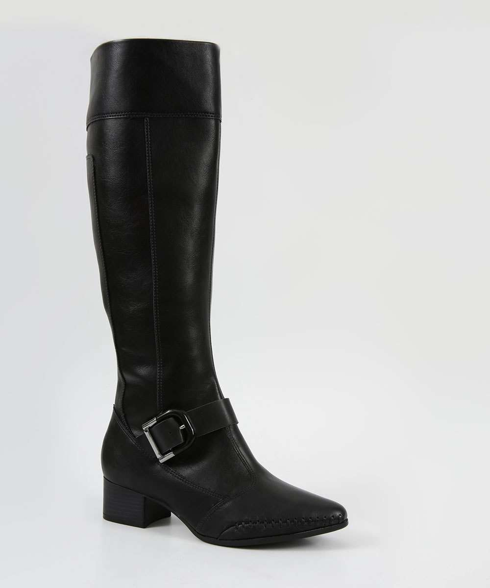 Bota Feminina Over The Knee Ramarim
