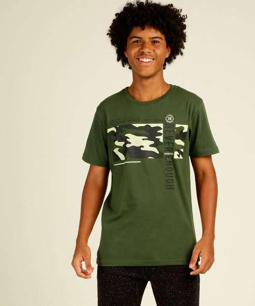 Image_Camiseta Juvenil Estampada Costa Rica Tam 10 a 16