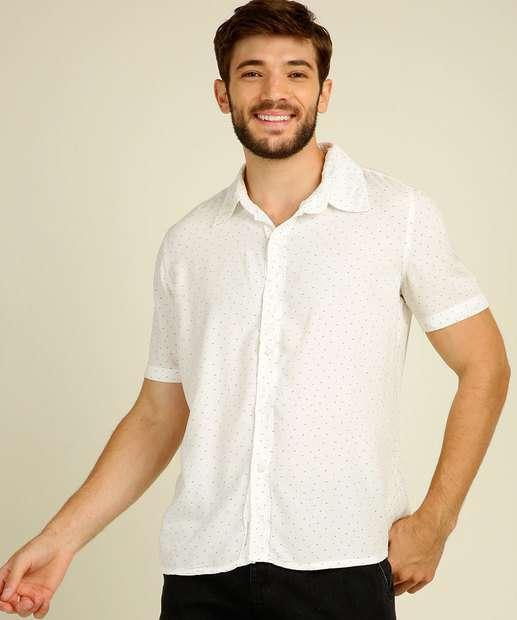 Image_Camisa Masculina Estampada Manga Curta Zune Jeans