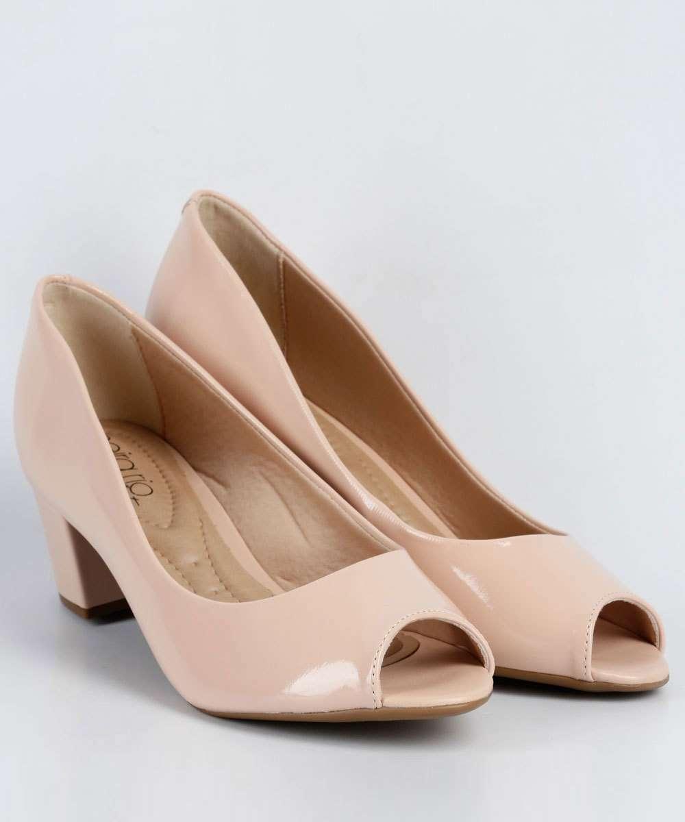 25d6c26f5 ... Calçados Femininos · Peep toe · Salto grosso. adicionar aos favoritos  produto favoritado. 33% OFF. 1