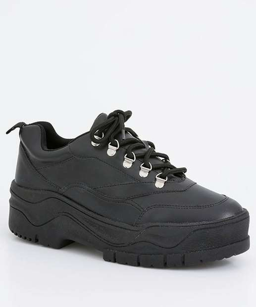 Image_Tênis Feminino Chunky Sneaker Flatform Zatz