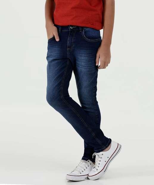 Image_Calça Juvenil Jeans Stretch Mr