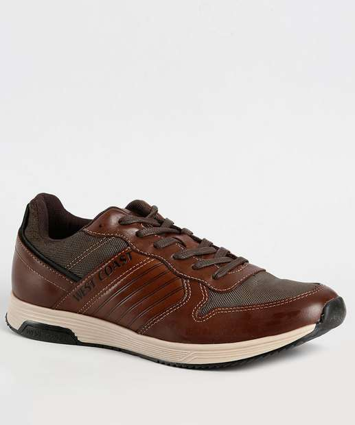 Image_Tênis Masculino Casual Sneaker Iron West Coast 1851012