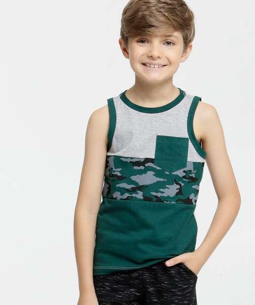Image_Regata Infantil Camuflada Recorte MR