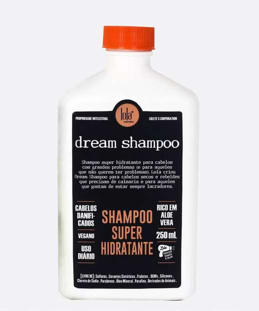 Image_Shampoo Super Hidratante Dream Cream Lola 250ml