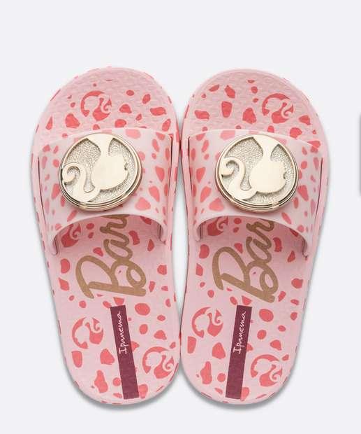 Image_Chinelo Ipanema Infantil Slide Barbie