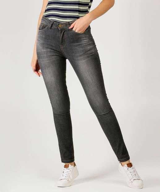 Image_Calça Jeans Stretch Skinny Feminina
