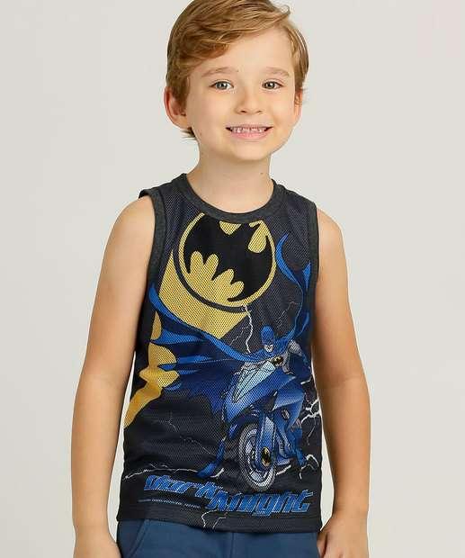 Image_Regata Infantil Estampa Batman Liga da Justiça Tam 4 a 10