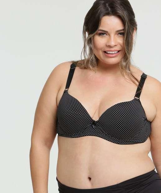 Image_Sutiã Feminino Com Base Bolinhas Plus Size Marisa