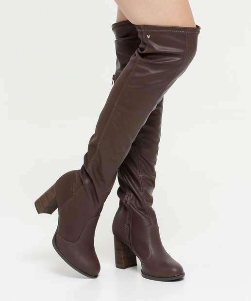 Image_Bota Feminina Over The Knee Salto Grosso Mississipi