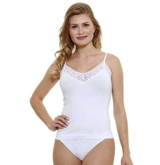 Image_Camisete feminina sem costura e com renda
