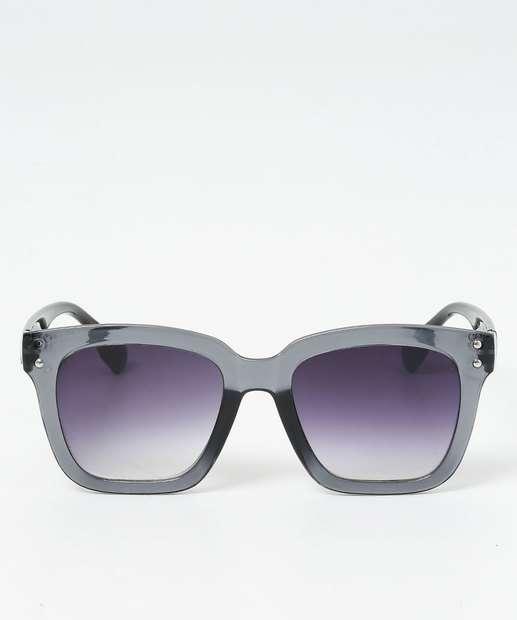 da6a6b9dd76eb Óculos de Sol Feminino Quadrado Marisa